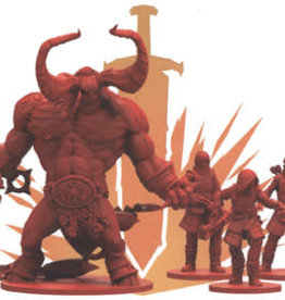 Steamforged Games Godtear: Rangosh, Scourge of the Broken Plains