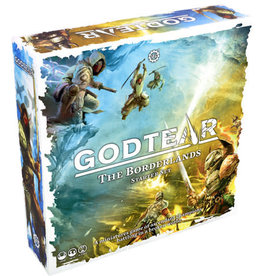 Steamforged Games Godtear: The Borderlands Starter Set- Titus, The Disgraced & Finvarr, Lord of Mirages