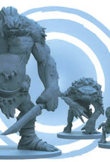 Steamforged Games Godtear: Halftusk, Warden of the Stonekin Isle