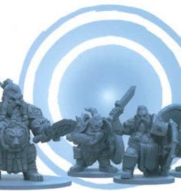 Steamforged Games Godtear: Rhodri, Thane of the Forsaken Holds