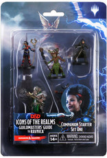 WizKids D&D Icons of the Realms: Guildmasters' Guide to Ravnica Companion Starter One