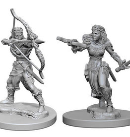 WizKids D&D Minis: Wave 1- Elf Female Ranger