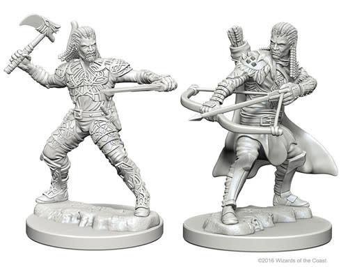 WizKids D&D Minis: Wave 1- Human Male Ranger