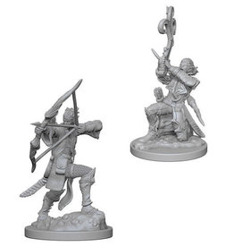 WizKids D&D Minis: Wave 4- Elf Male Bard