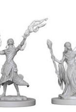 WizKids D&D Minis: Wave 3- Elf Female Wizard