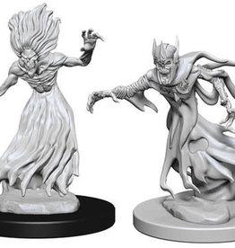 WizKids D&D Minis: Wave 3- Wraith & Specter