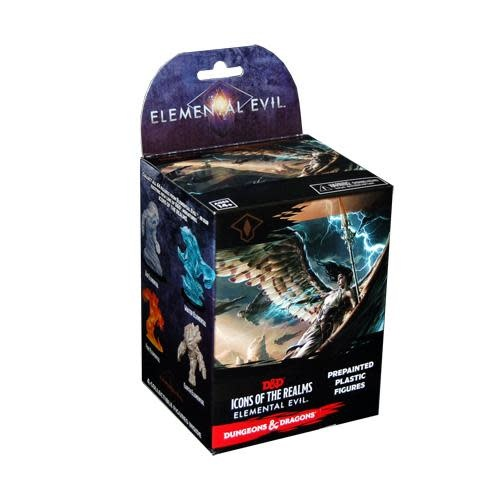 WizKids D&D Icons of the Realms: Set 2- Temple of Elemental Evil Booster Pack