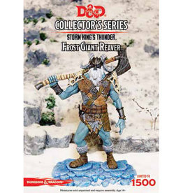 Gale Force 9 D&D Minis: Storm Kings Thunder- Frost Giant Reaver (1 figure)