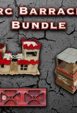 Frontline-Gaming ITC Terrain Series: Orc Barracks Bundle