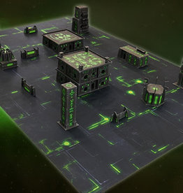 Frontline-Gaming ITC Terrain Series: Robot City Complete Set