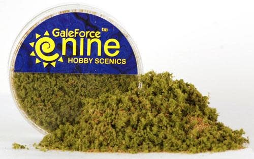 Gale Force 9 Basing: Hobby Round- Spring Undergrowth