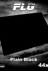 """Frontline-Gaming FLG Mats: Plain Black 44"""" x 60"""""""