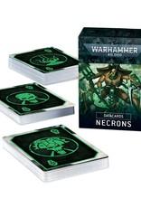 Games-Workshop Datacards: Necrons