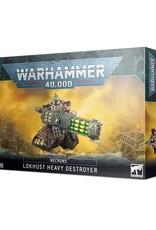 Games-Workshop Necrons Lokhust Heavy Destroyer