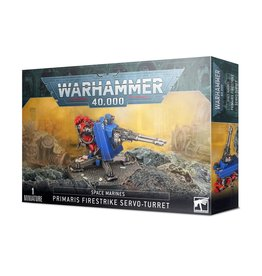 Games-Workshop Space Marines Firestrike Servo-Turret
