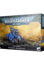 Games-Workshop Space Marines Primaris Invader ATV