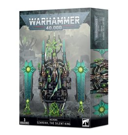 Games-Workshop Necrons Szarekh, The Silent King