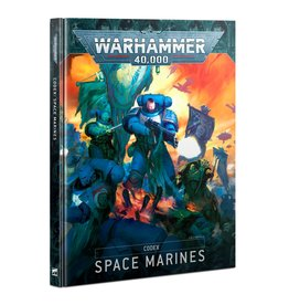 Games-Workshop Codex: Space Marines