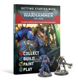 Games-Workshop Getting Started with Warhammer 40,000