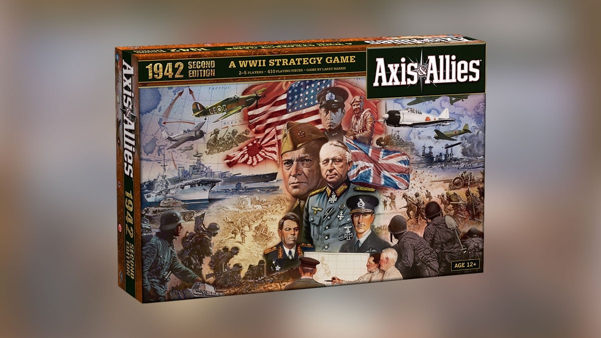 Avalon Hill Axis & Allies: 1942 2nd Edition