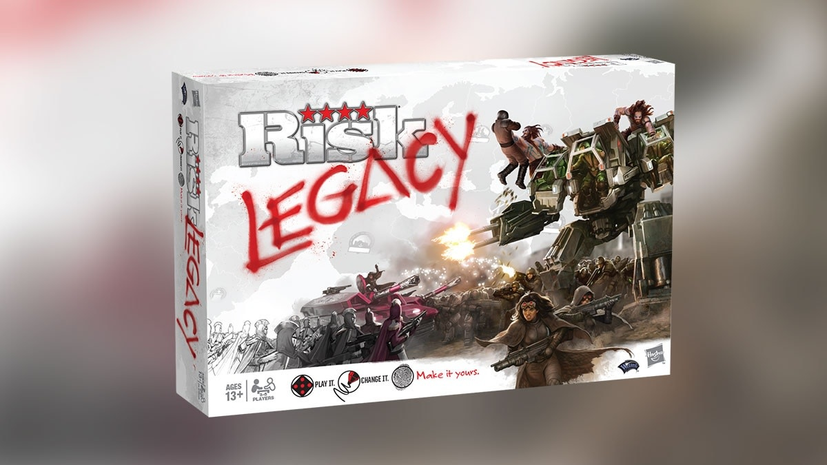 Avalon Hill Risk: Legacy