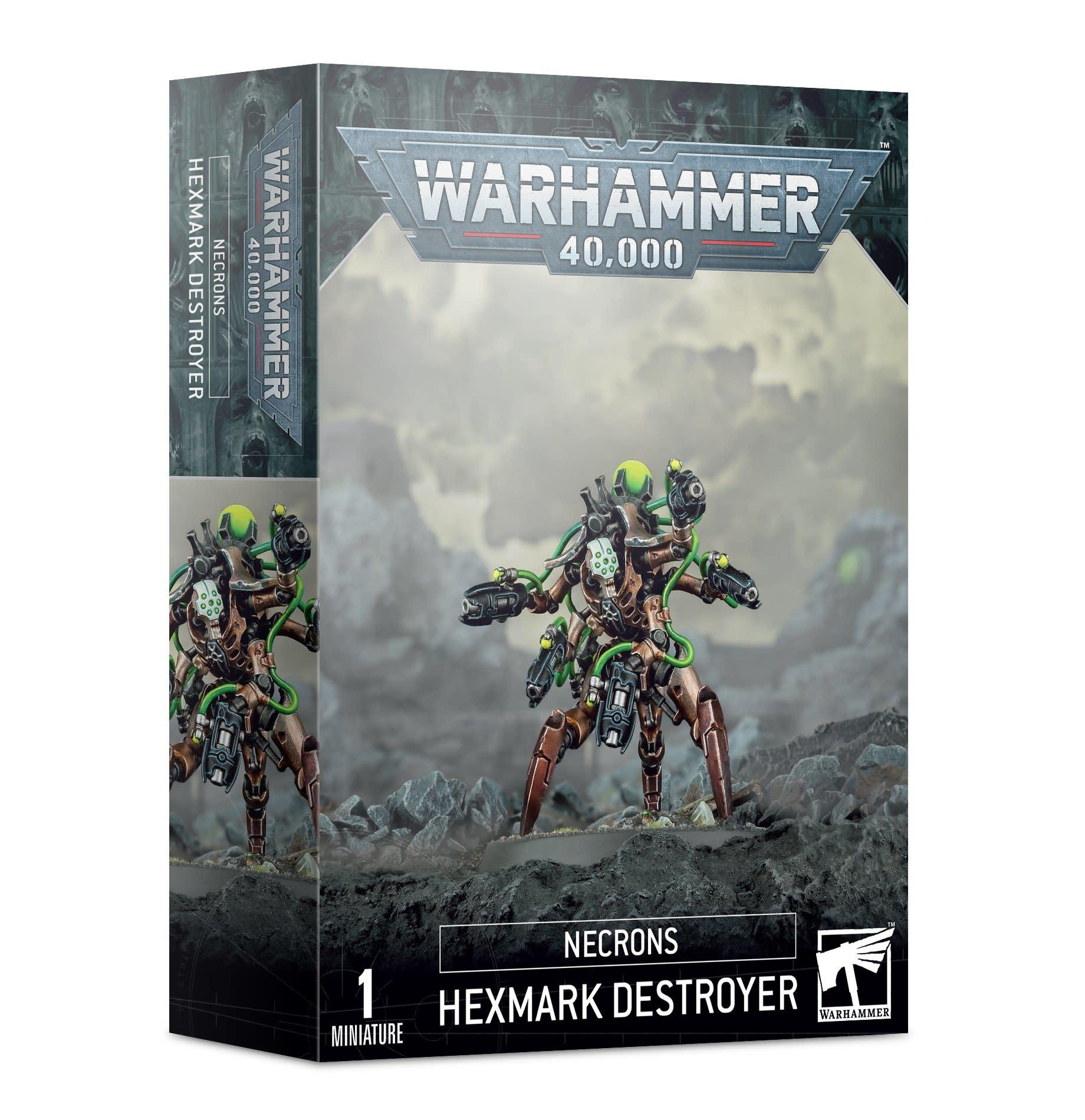 Games-Workshop Hexmark Destroyer
