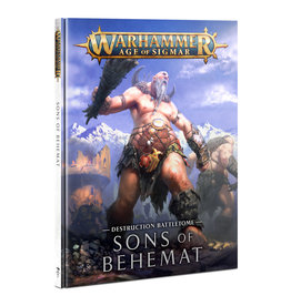 Games-Workshop Battletome: Sons of Behemat