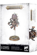 Games-Workshop Kharadron Endrinmaster with  Dirigible Suit