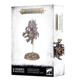 Games-Workshop Kharadron Endrinmasterin Dirigible Suit