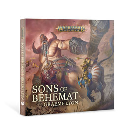 Games-Workshop Sons of Behemat Audio Drama