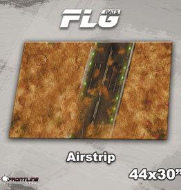 "Frontline-Gaming FLG Mats: Airstrip 44"" x 30"""