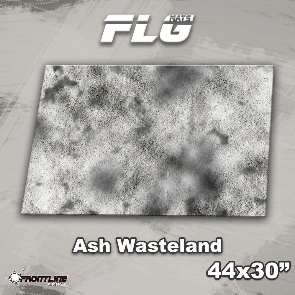 "Frontline-Gaming FLG Mats: Ash Waste 44"" x 30"""