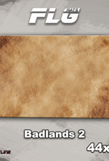 "Frontline-Gaming FLG Mats: Badlands 2 44"" x 30"""
