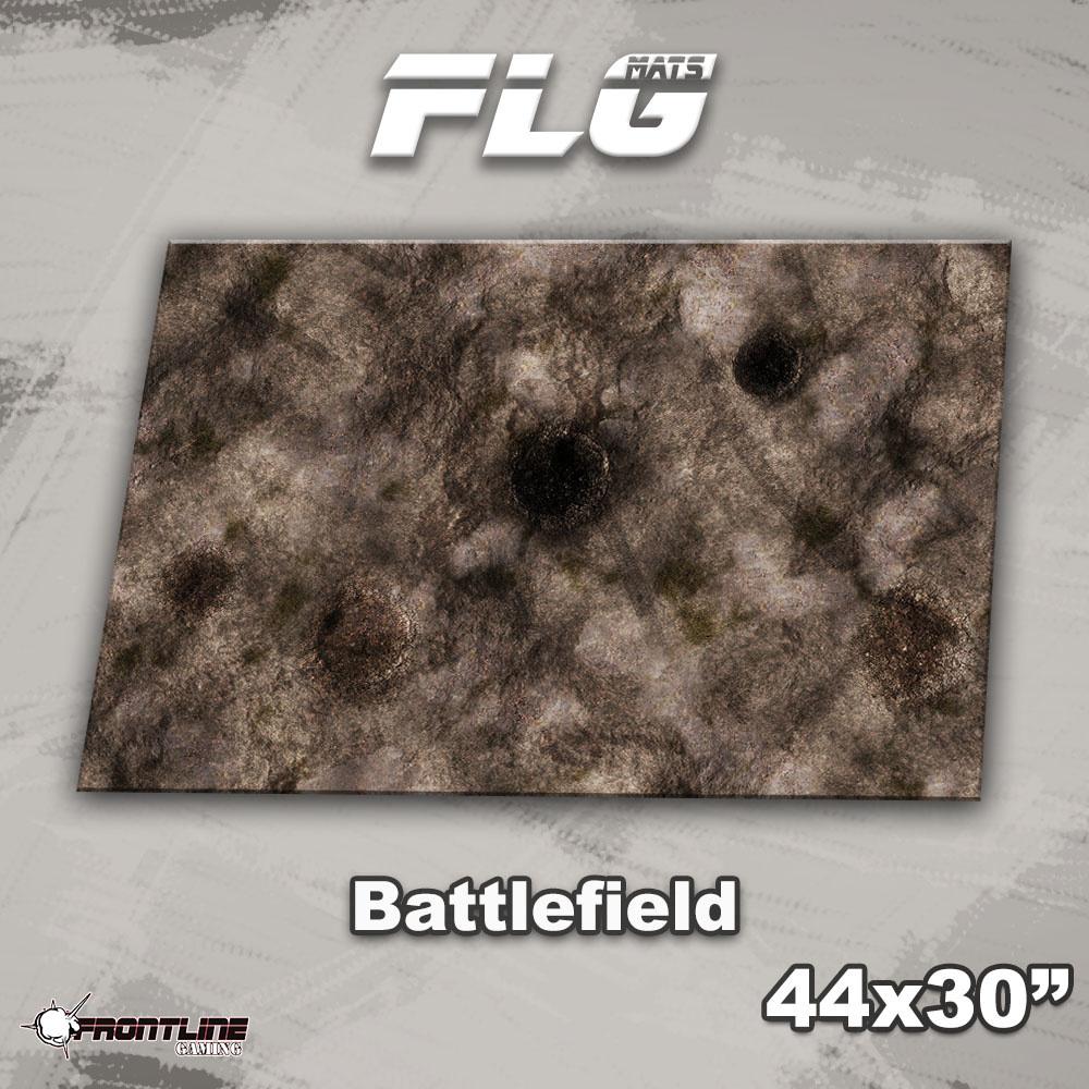 "Frontline-Gaming FLG Mats: Battlefield 44"" x 30"""