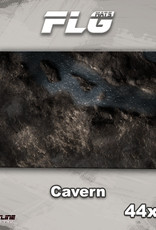 "Frontline-Gaming FLG Mats: Cavern 44"" x 30"""
