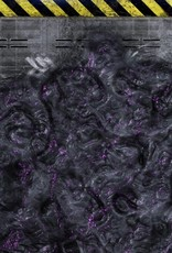 "Frontline-Gaming FLG Mats: Infested Spaceship 1 44"" x 30"""