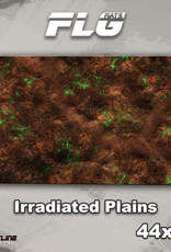 "Frontline-Gaming FLG Mats: Irradiated Plains 44"" x 30"""