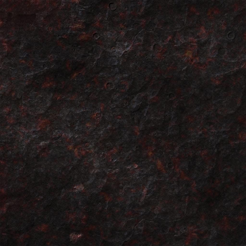 "Frontline-Gaming FLG Mats: Lava 1 44"" x 30"""