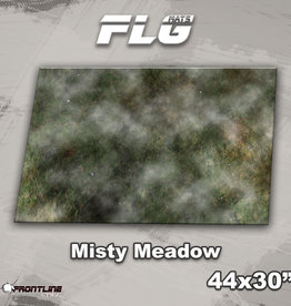 "Frontline-Gaming FLG Mats: Misty Meadow 44"" x 30"""