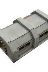 Frontline-Gaming ITC Terrain Series: ITC Standard Field Base Set W/ Mat