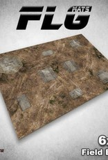Frontline-Gaming ITC Terrain Series: ITC Standard Field Base Set W/ Mat