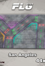 "Frontline-Gaming FLG Mats: San Angeles 44"" x 30"""