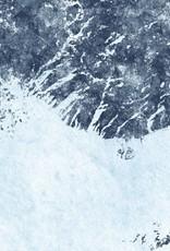 "Frontline-Gaming FLG Mats: Snow 1 44"" x 30"""