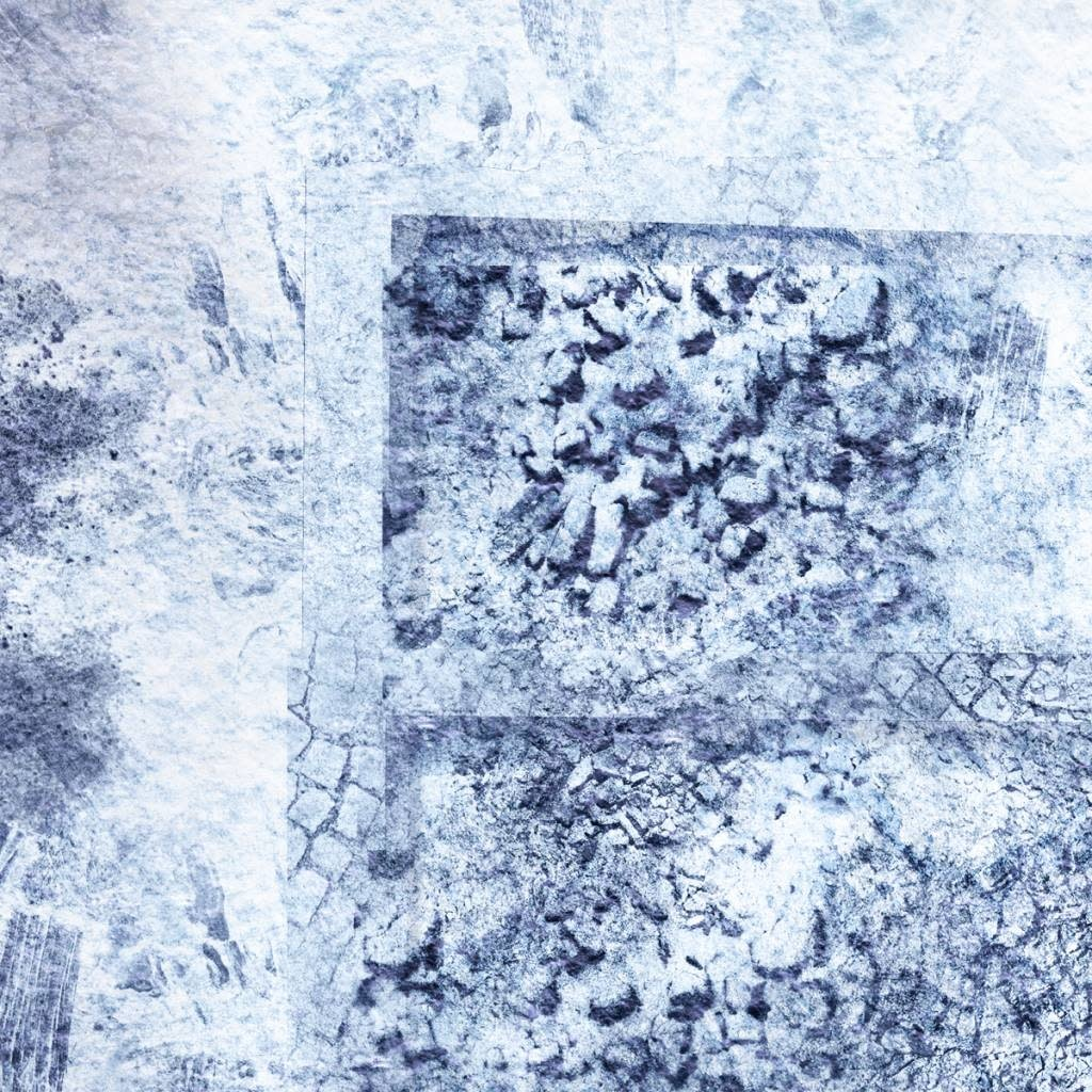 """Frontline-Gaming FLG Mats: War-torn Snow Covered City 1 44"""" x 30"""""""