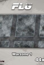 "Frontline-Gaming FLG Mats: Warzone 44"" x 30"""