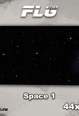 """Frontline-Gaming FLG Mats: Space 1 44"""" x 30"""""""