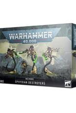 Games-Workshop Necrons Ophydian Destroyers
