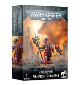 Games-Workshop Space Marines Primaris Techmarine