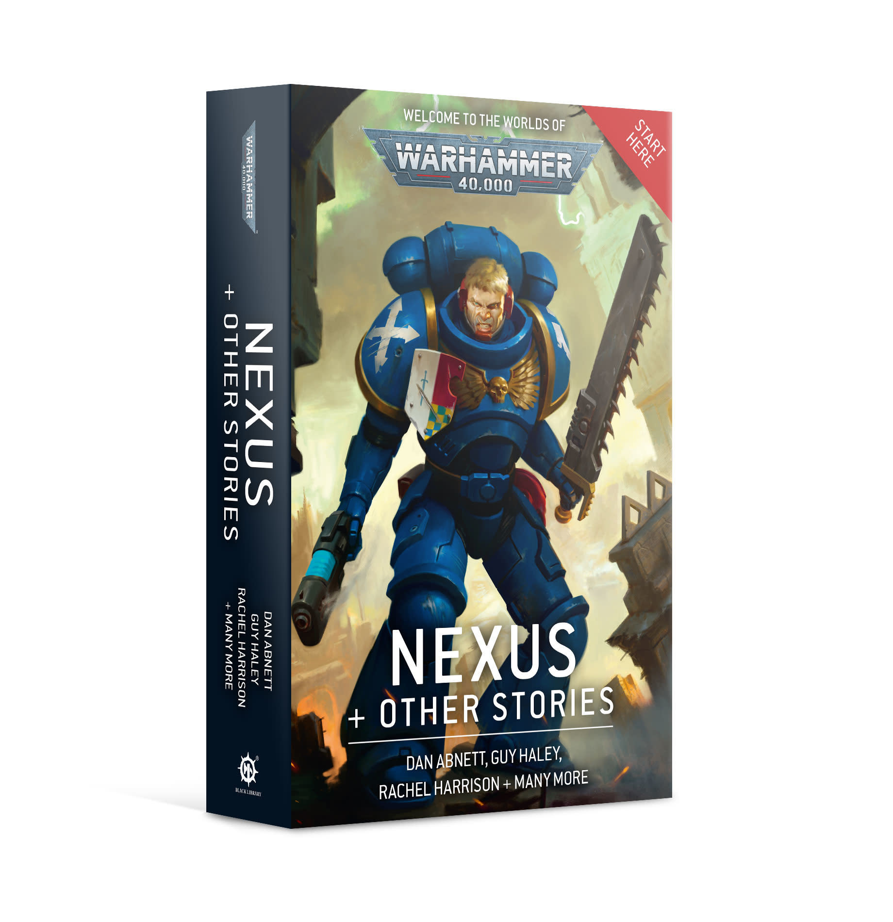 Games-Workshop Nexus and Other Stories