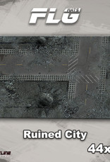 "Frontline-Gaming FLG Mats: Ruined City 44"" x 30"""